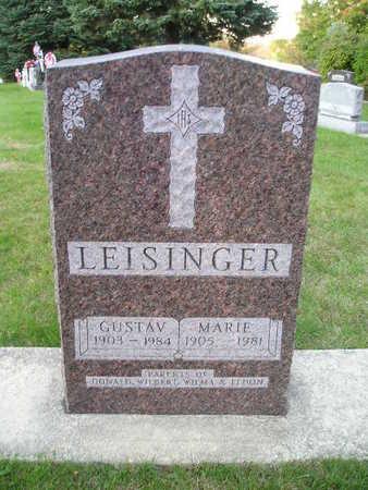 LEISINGER, MARIE - Bremer County, Iowa | MARIE LEISINGER