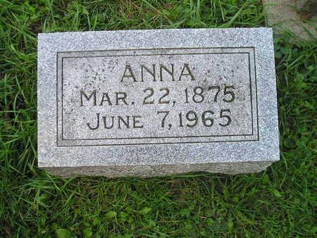 LEITHA, ANNA - Bremer County, Iowa | ANNA LEITHA