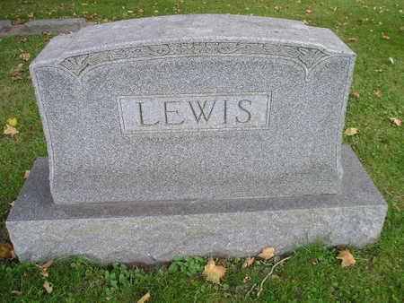 LEWIS, ERNEST E - Bremer County, Iowa | ERNEST E LEWIS