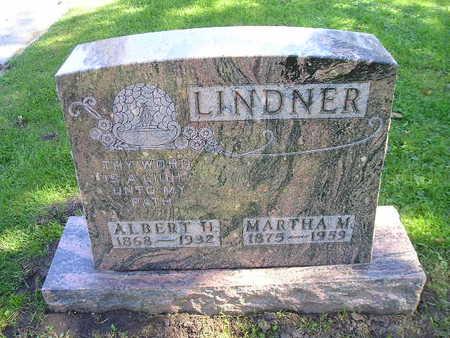 LINDNER, ALBERT H - Bremer County, Iowa | ALBERT H LINDNER