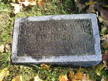 LINDNER, CARLTON W - Bremer County, Iowa   CARLTON W LINDNER