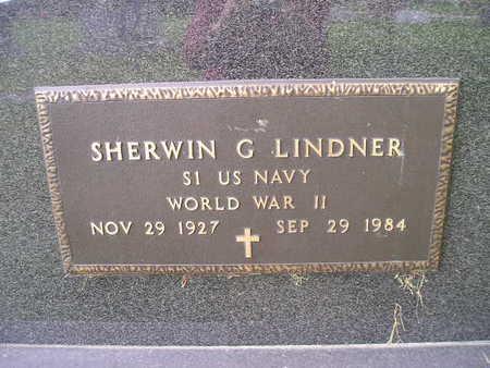 LINDNER, SHERWIN G - Bremer County, Iowa | SHERWIN G LINDNER