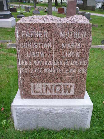 LINOW, CHRISTIAN - Bremer County, Iowa | CHRISTIAN LINOW