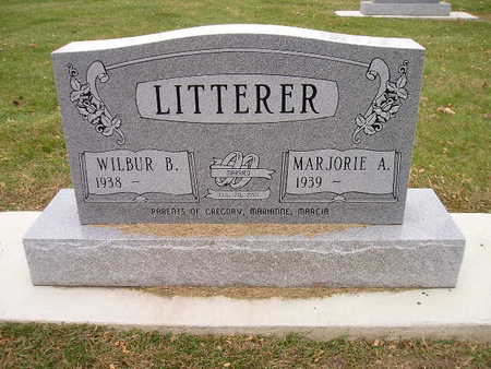 LITTERER, WILBUR B - Bremer County, Iowa | WILBUR B LITTERER