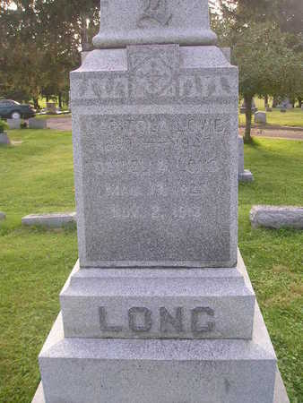 LONG, DANIEL - Bremer County, Iowa | DANIEL LONG