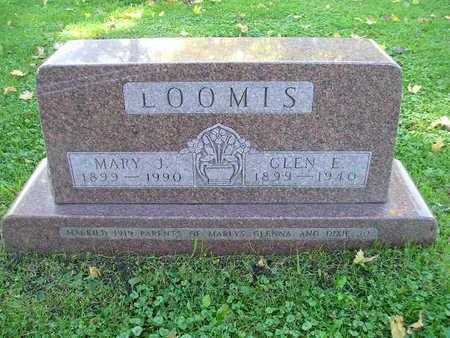 LOOMIS, MARY J - Bremer County, Iowa | MARY J LOOMIS