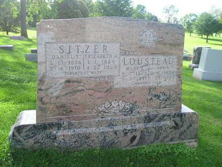 LOUSTEAU, MARY E - Bremer County, Iowa | MARY E LOUSTEAU