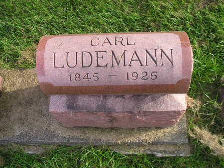 LUDEMANN, CARL - Bremer County, Iowa | CARL LUDEMANN