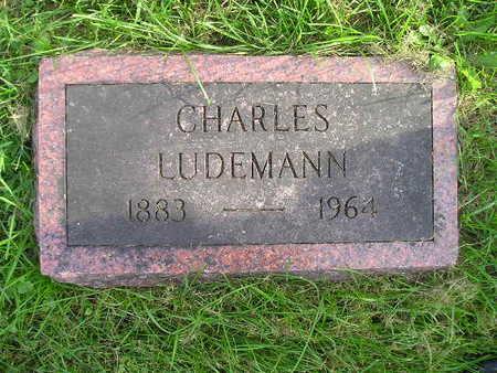LUDEMANN, CHARLES - Bremer County, Iowa | CHARLES LUDEMANN