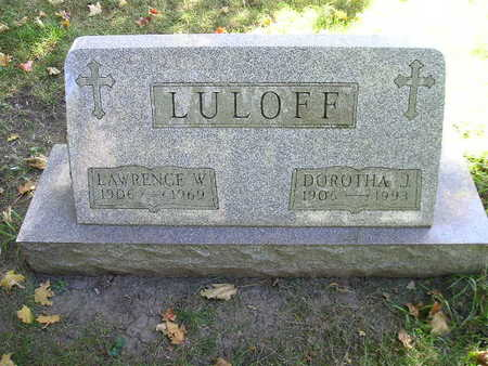 LULOFF, LAWRENCE W - Bremer County, Iowa | LAWRENCE W LULOFF