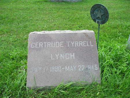 TYRRELL LYNCH, GERTRUDE - Bremer County, Iowa | GERTRUDE TYRRELL LYNCH