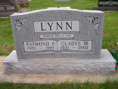 LYNN, GLADYS M - Bremer County, Iowa | GLADYS M LYNN