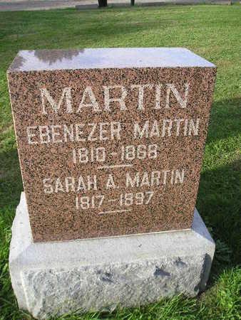 MARTIN, SARAH A - Bremer County, Iowa | SARAH A MARTIN