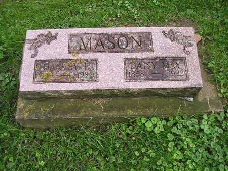 MASON, DAISY MAY - Bremer County, Iowa   DAISY MAY MASON