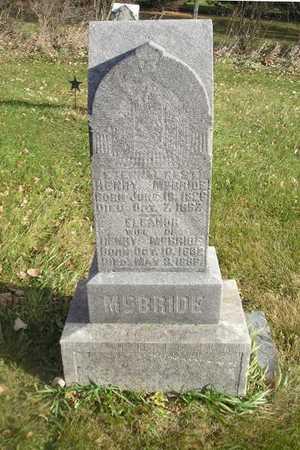 MCBRIDE, HENRY - Bremer County, Iowa | HENRY MCBRIDE