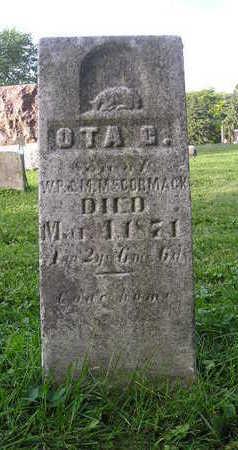 MCCORMACK, OTA C - Bremer County, Iowa | OTA C MCCORMACK