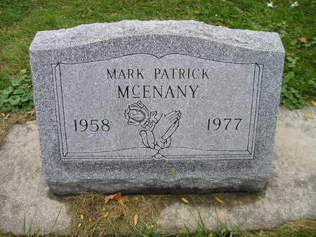 MCENANY, MARK PATRICK - Bremer County, Iowa | MARK PATRICK MCENANY