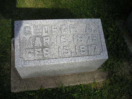 MCFARLANE, GEORGE A - Bremer County, Iowa | GEORGE A MCFARLANE