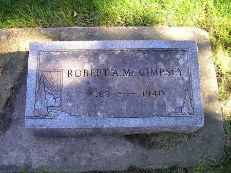 MCGIMPSEY, ROBERT  A - Bremer County, Iowa | ROBERT  A MCGIMPSEY