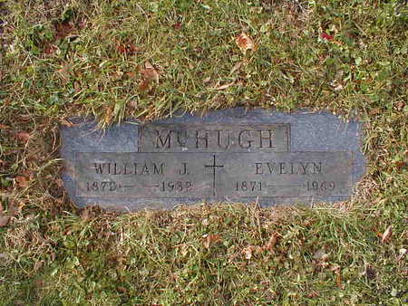 MCHUGH, EVELYN - Bremer County, Iowa | EVELYN MCHUGH