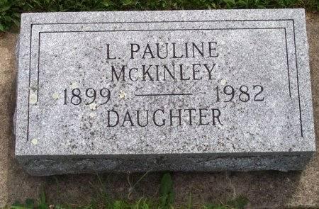 MCKINLEY, LELA PAULINE - Bremer County, Iowa | LELA PAULINE MCKINLEY