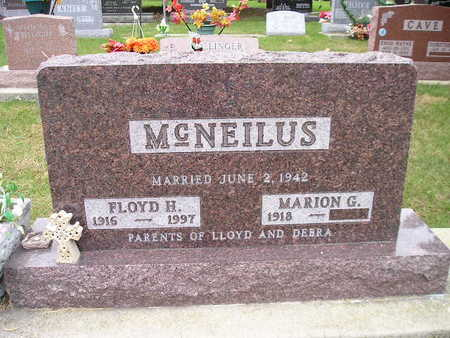 MCNEILUS, MARION G - Bremer County, Iowa | MARION G MCNEILUS
