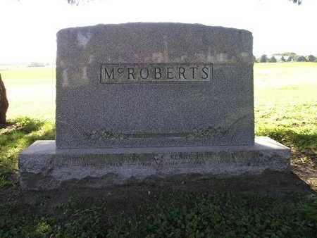 MCROBERTS, RAY - Bremer County, Iowa   RAY MCROBERTS