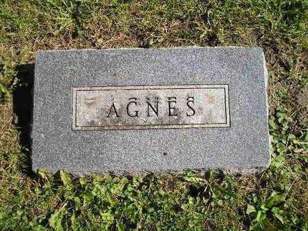MEDDERS, AGNES - Bremer County, Iowa | AGNES MEDDERS