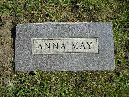MEDDERS, ANNA MAY - Bremer County, Iowa   ANNA MAY MEDDERS