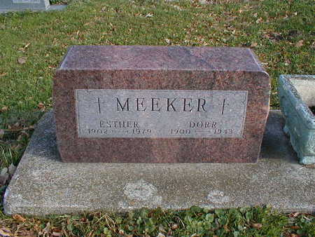 MEEKER, DORR - Bremer County, Iowa | DORR MEEKER