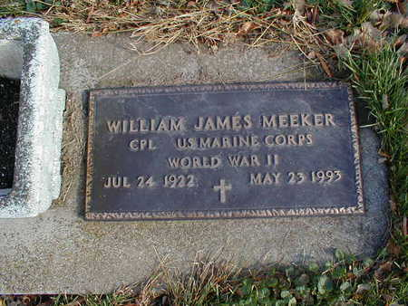 MEEKER, WILLIAM JAMES - Bremer County, Iowa | WILLIAM JAMES MEEKER