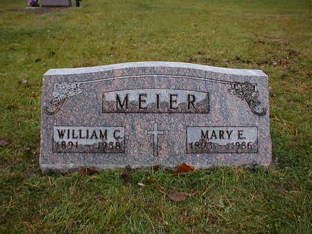 MEIER, WILLIAM C - Bremer County, Iowa | WILLIAM C MEIER