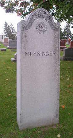 MESSINGER, FAMILY - Bremer County, Iowa | FAMILY MESSINGER