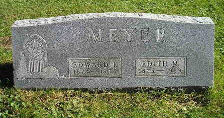 MEYER, EDWARD F - Bremer County, Iowa | EDWARD F MEYER