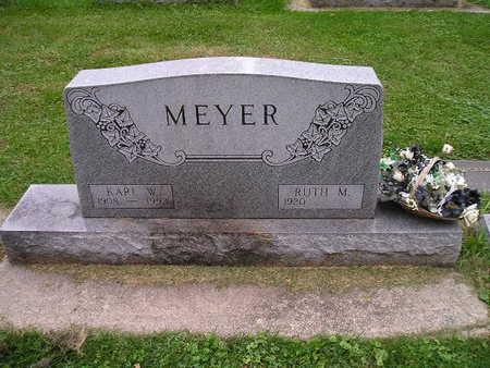 MEYER, KARL W - Bremer County, Iowa | KARL W MEYER