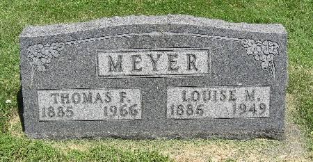 MEYER, THOMAS F. - Bremer County, Iowa | THOMAS F. MEYER