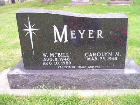 MEYER, CAROLYN M - Bremer County, Iowa | CAROLYN M MEYER