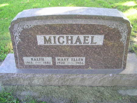 MICHAEL, MARY ELLEN - Bremer County, Iowa   MARY ELLEN MICHAEL