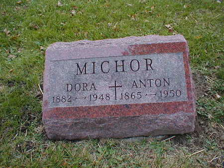 MICHOR, ANTON - Bremer County, Iowa | ANTON MICHOR
