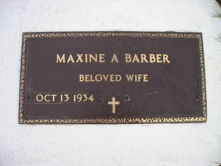 MILIUS, MAXINE A - Bremer County, Iowa | MAXINE A MILIUS