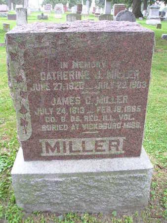 MILLER, JAMES C - Bremer County, Iowa | JAMES C MILLER