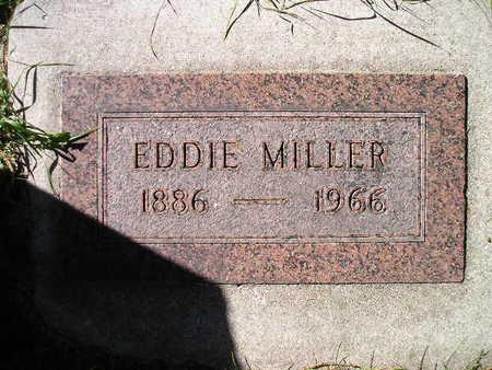 MILLER, EDDIE - Bremer County, Iowa | EDDIE MILLER