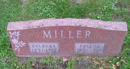 MILLER, GILBERT - Bremer County, Iowa   GILBERT MILLER