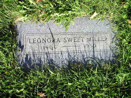 MILLER, LEONORA - Bremer County, Iowa | LEONORA MILLER