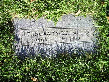SWEET MILLER, LEONORA - Bremer County, Iowa | LEONORA SWEET MILLER