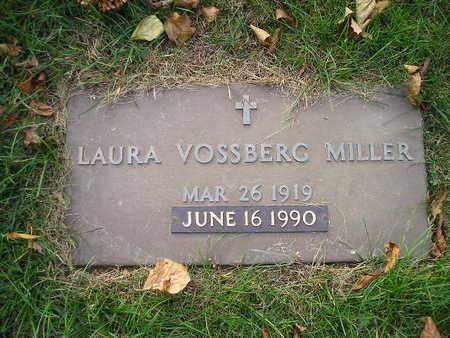 VOSSBERG MILLER, LAURA - Bremer County, Iowa | LAURA VOSSBERG MILLER
