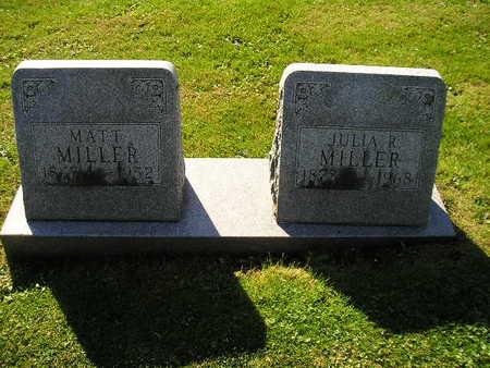 MILLER, MATT - Bremer County, Iowa | MATT MILLER