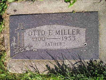 MILLER, OTTO F - Bremer County, Iowa | OTTO F MILLER