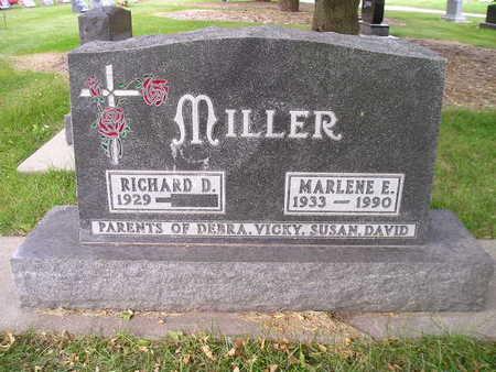 MILLER, RICHARD D - Bremer County, Iowa | RICHARD D MILLER