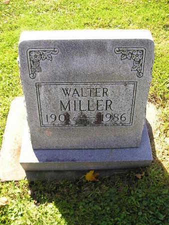 MILLER, WALTER - Bremer County, Iowa | WALTER MILLER